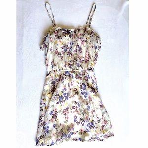 Cute Floral Spring Dress